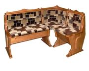 Выездная химчистка тканевой обивки стульев,  пуфов  и кухонных уголков