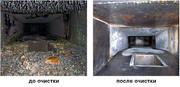 Очистка системы вентиляции,  прочистка дымоходов Ижевск