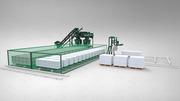Оборудованиe для производства газобетона,  пенобетона НСИБ